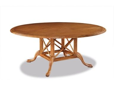 Chaddock CE0926 Dining Room Kettering Round Pedestal Table