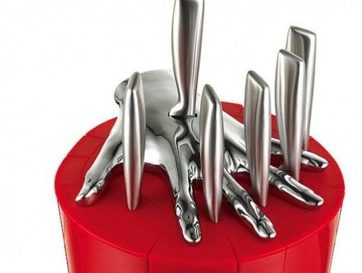 Great knife holders!