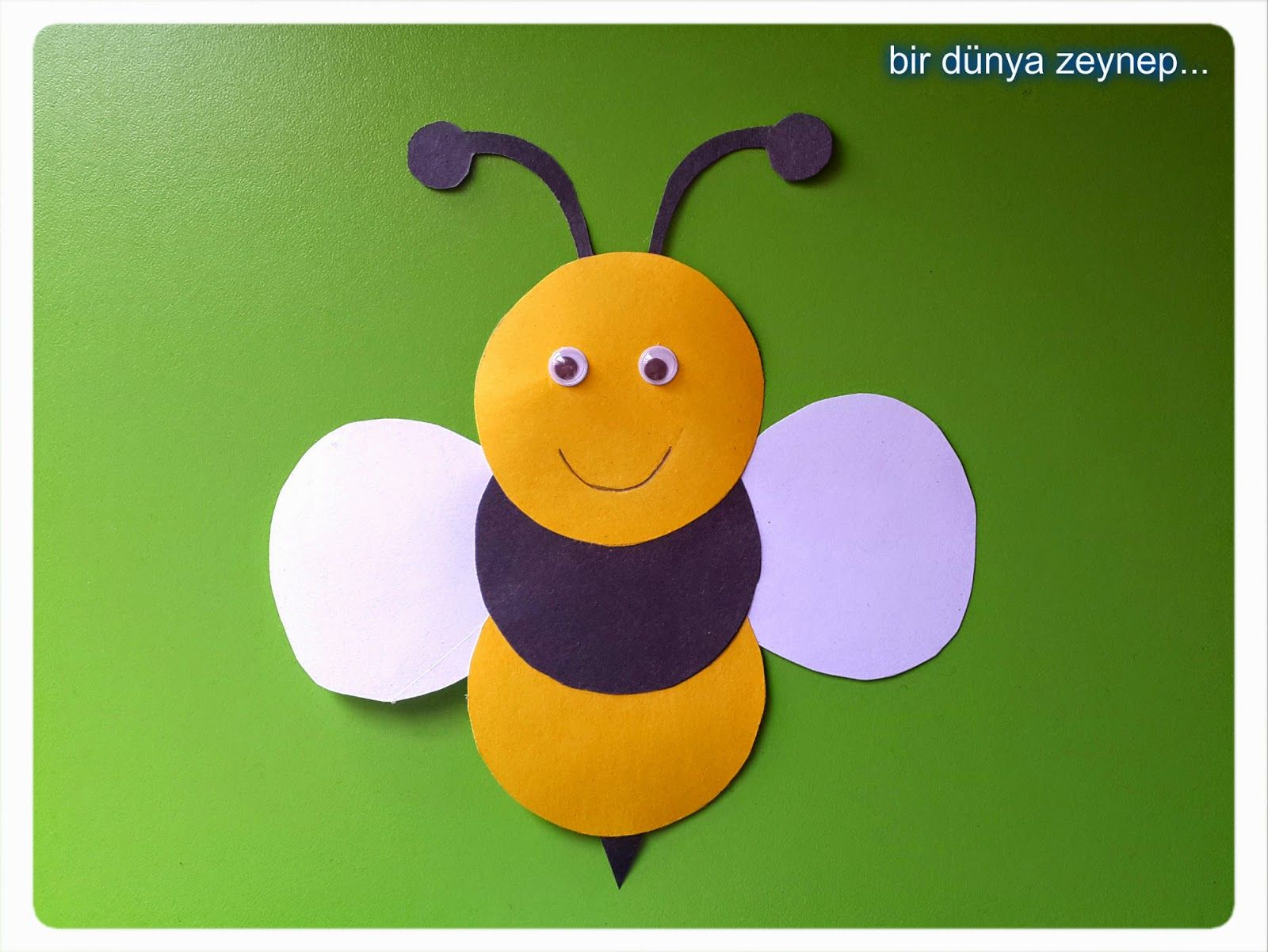 Related image | Oyunlar | Pinterest | Bee crafts, Bees and Craft
