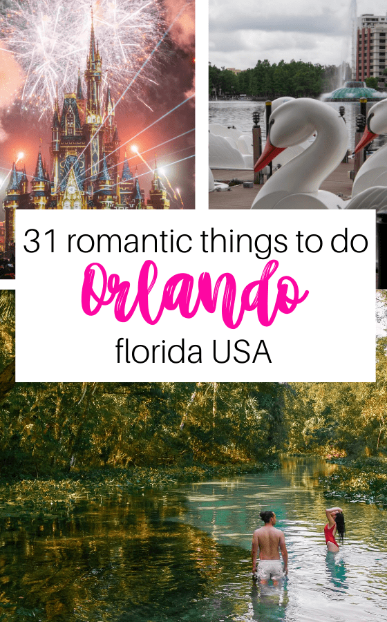 31 Romantic Things To Do In Orlando Florida This Weekend In 2021 Florida Vacation Spots Beaches Near Orlando Best Beaches To Visit