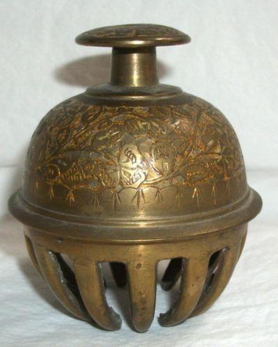 Decorative Bells Custom India Brass Bells  Ebay  Grouping Of 3 Bells  Pinterest Decorating Design