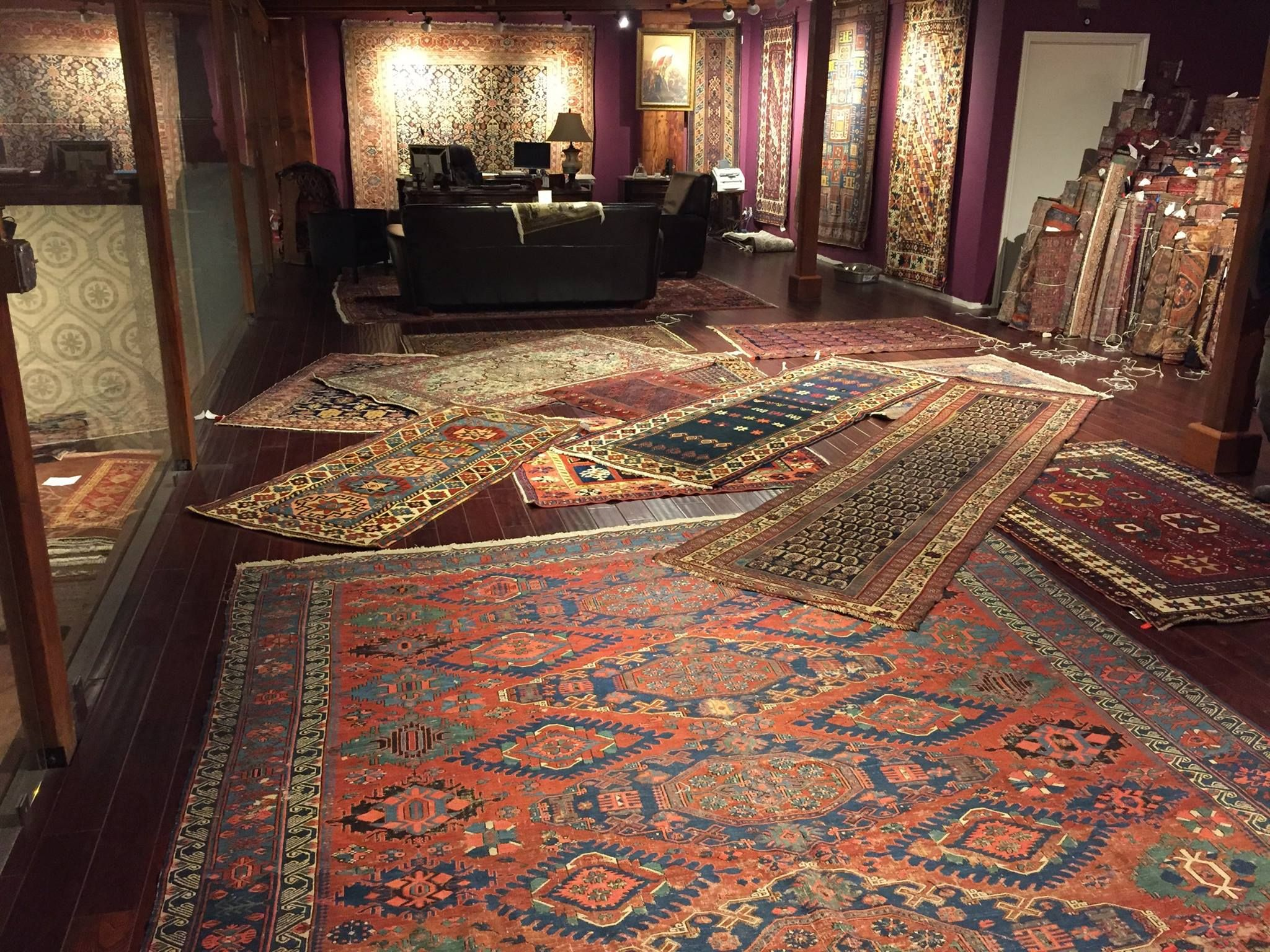 We Have The Largest Rug Selection In