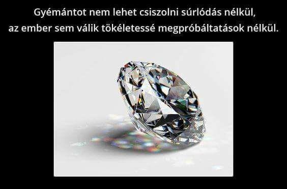 gyémánt idézetek Ildiko Csutak fényképe. | Diamond, Jewelry, Sapphire ring