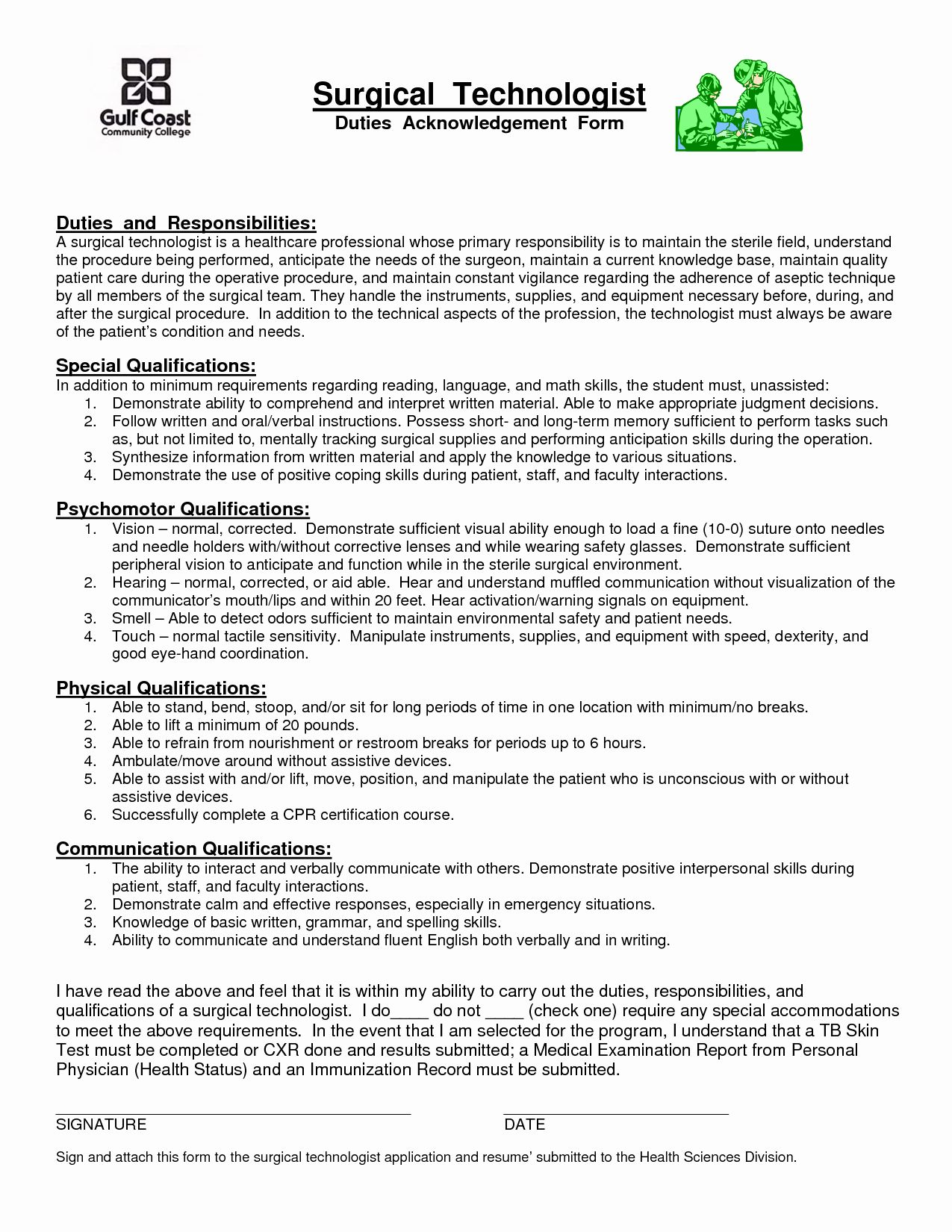 23 Surgical Tech Resume Examples in 2020 Resume examples