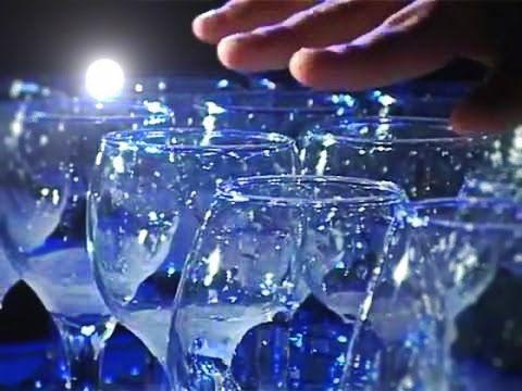 Игра на Бокалах  Play on wineglasses