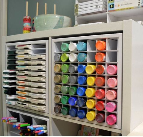 Craft Paint Organizer (fits IKEA) images