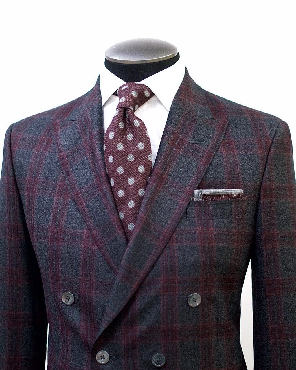 Big flannel outfits  Pin by David Tran on Suit Caro  Pinterest  Suits Mens fashion and