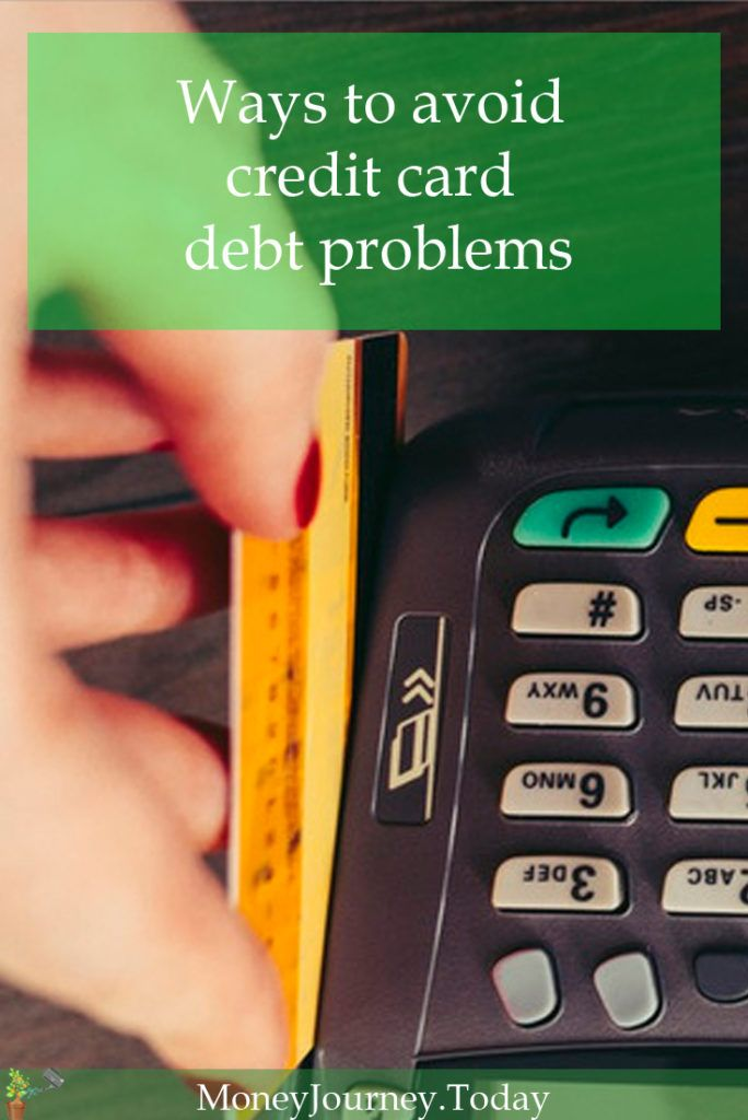 Ways to avoid credit card debt problems Personal finance - credit card payoff calculator
