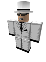 Thats Me On Roblox Again But In A Tuxedo Yeah You Heard Me
