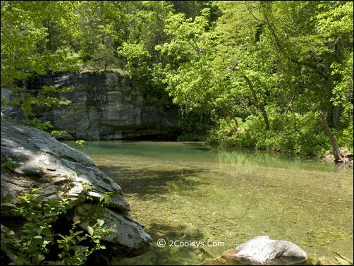 Barkshed recreation area north sylamore creek buffalo for Ozark national forest cabins
