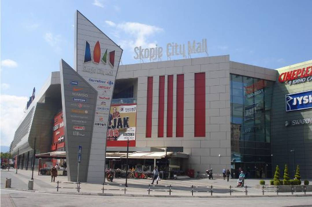 South African Jv Hystead Limited On The Purchase Of Skopje City Mall The Largest Shopping Centre In Skopje Macedonia For 92m Sko Capital City Skopje Macedonia
