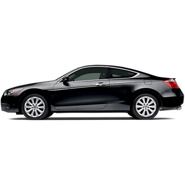 2008 Honda Accord Coupe - Exterior Gallery - the Official Honda Web... ❤ liked on Polyvore featuring cars