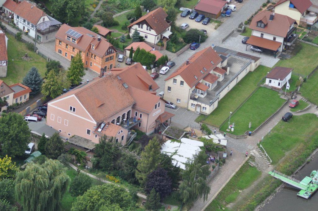 Wunderschones Hotel Mit Blick Auf Die Elbe Landhotel Elbklause Niederlommatzsch Am Elberadweg Style At Home Hotel Elberadweg
