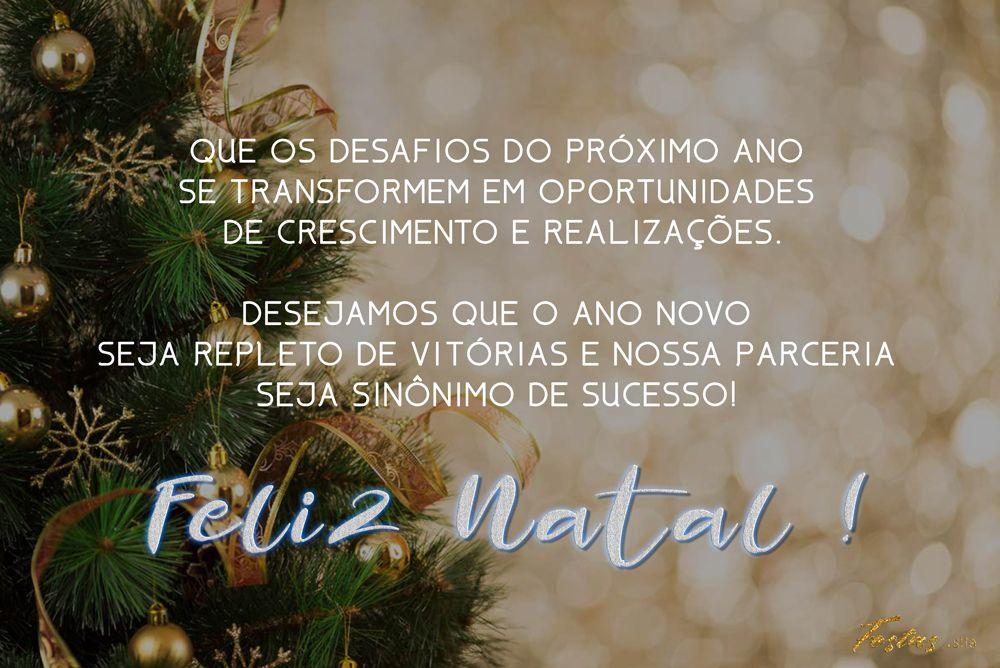 30 Mensagens De Natal Para Clientes Com Textos Imagens