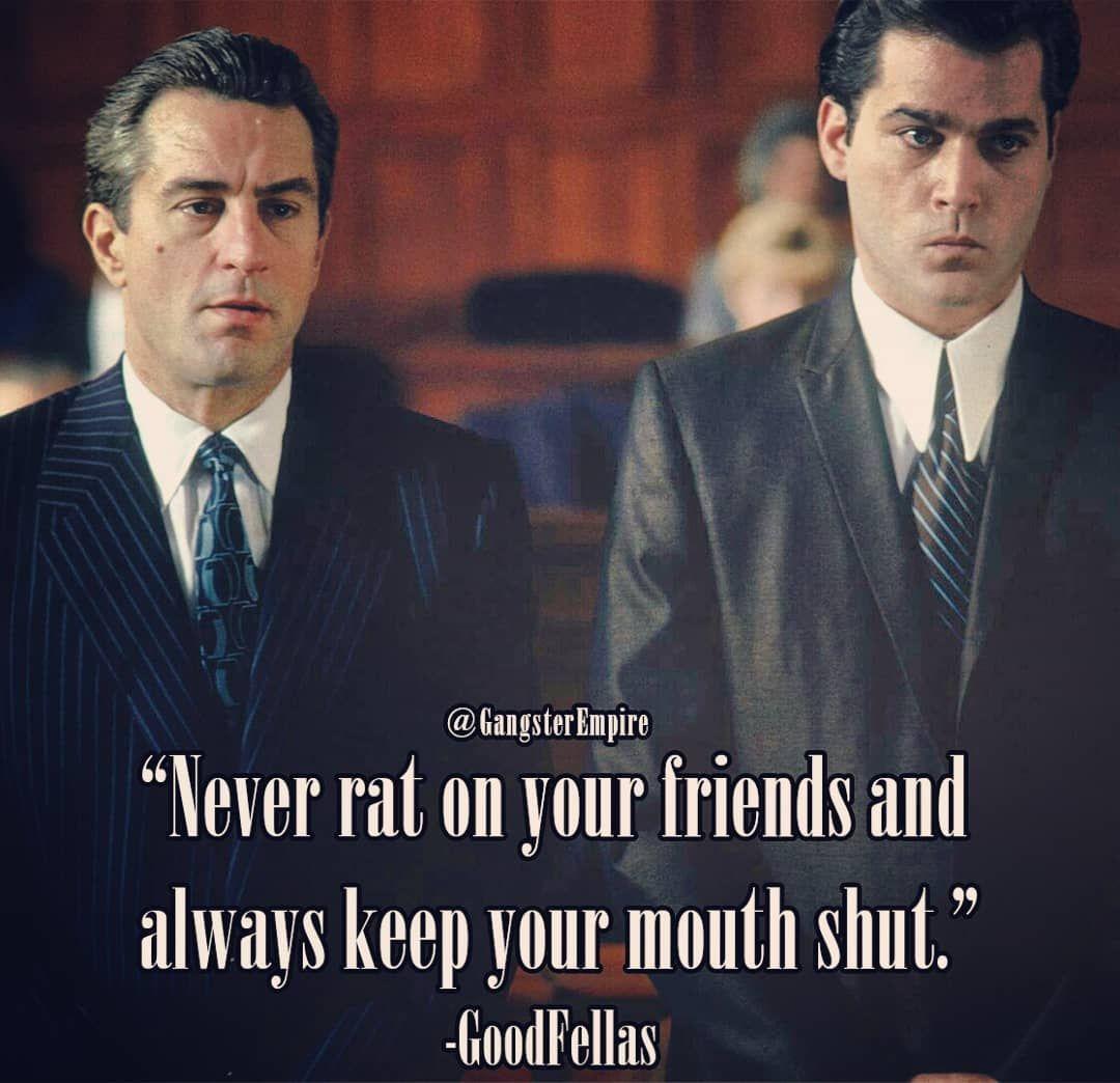 Robert De Niro Ray Liotta In Goodfellas Robertdeniro Rayliotta Goodfellas Mafia Mademan W Goodfellas Quotes Gangster Quotes Goodfellas