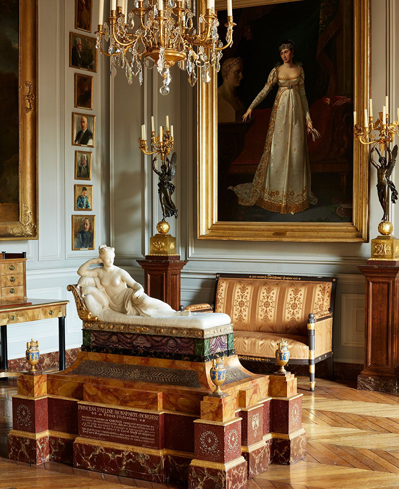 the british paris residence is the queen of embassies the ha tel de