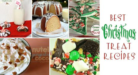Best Christmas Treat Recipes   Christmas Ideas and Gifts   Scoop.it ...