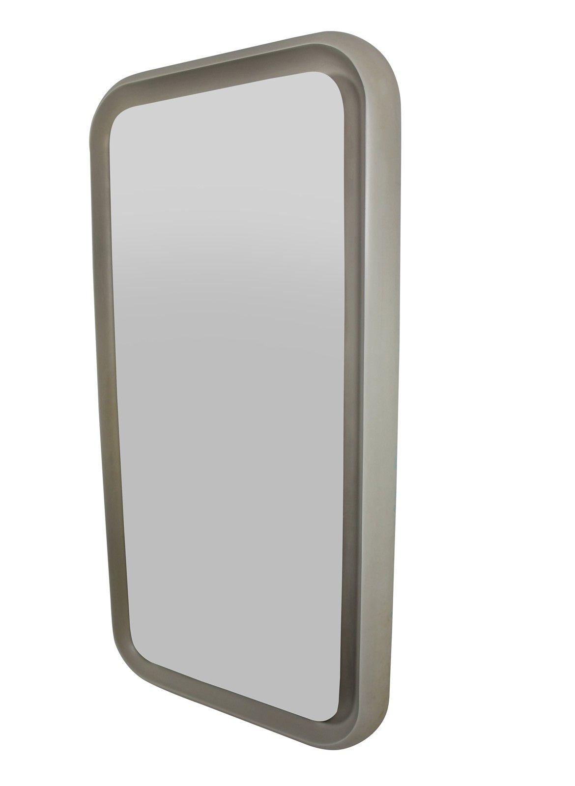 A large italian illuminated mirror eburytradingetmaing