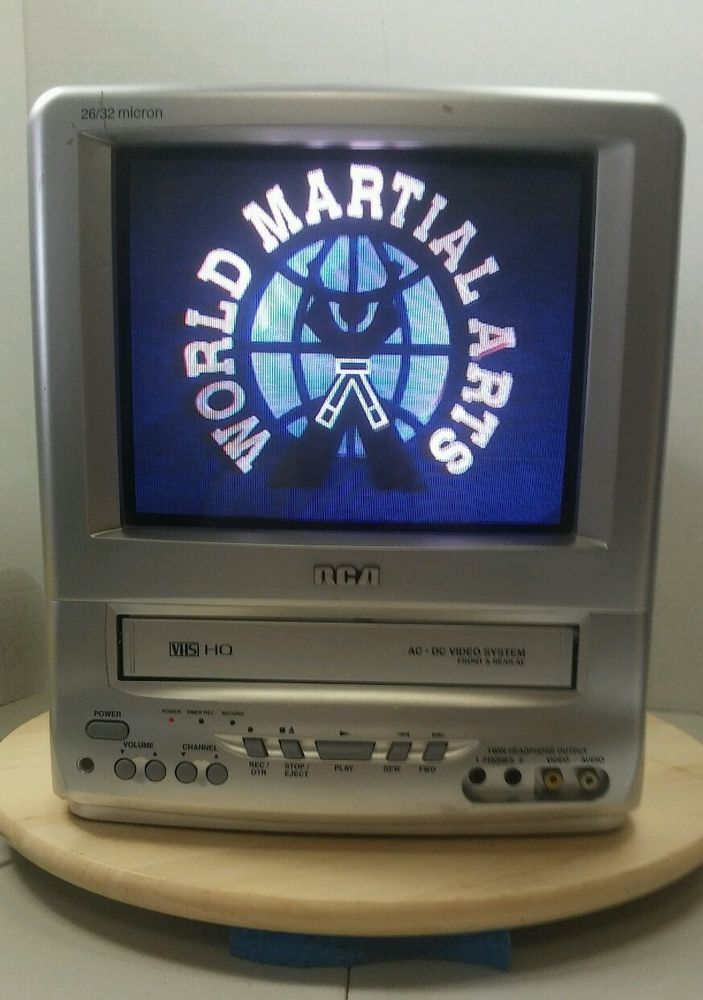 Rca tv vcr combo 9 crt ac dc multipower office video t09085 silver rca tv vcr combo 9 crt ac dc multipower office video t09085 silver w remote publicscrutiny Gallery