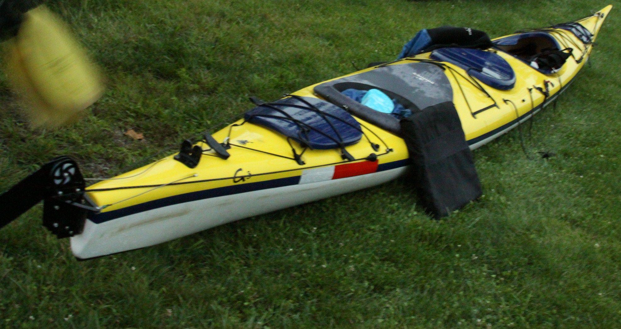 Used Tandem Kayak Rivermiles Forum 2007 Seaward Passat