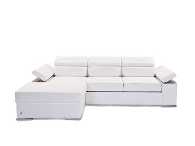Canape D Angle Convertible Gauche Dynamic Blanc Canape Conforama Avec Images Canape Angle Convertible Canape Angle Canape Conforama
