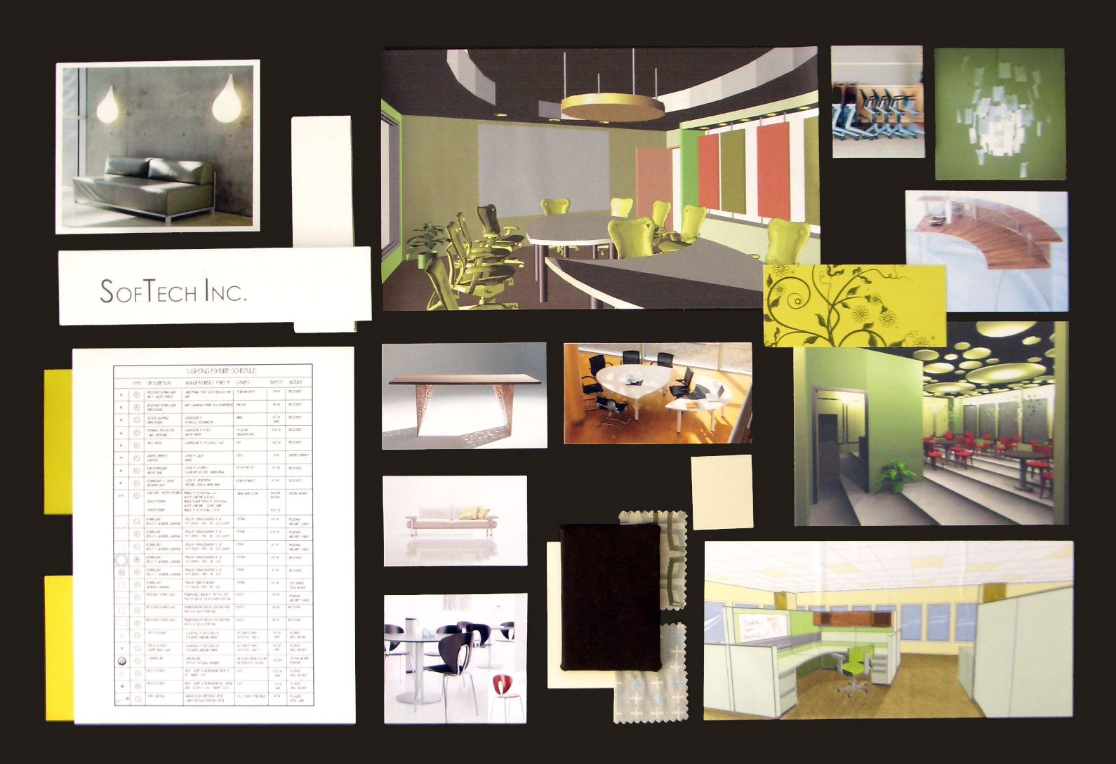 Awesome Home Design Concepts Part - 13: Perfect Interior Design Concept Board With Design Concept Space Planing  Dual Pediatric Suites