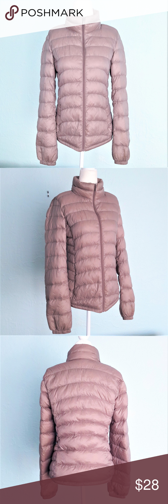 Uniqlo Ultra Light Down Puffer Jacket Tan S This Sleek Puffer Coat By Uniqlo Is Light As A Feather Thanks To Especially Enginee Uniqlo Puffer Puffer Jackets [ 1740 x 580 Pixel ]