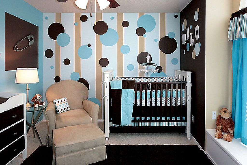 Ideas para habitacion de bebes mamitas modernas mam - Habitaciones bebe modernas ...