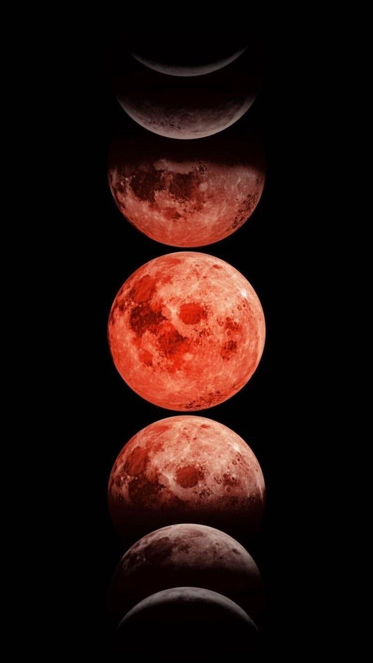 Reddit Iwallpaper Red Moon Witchy Wallpaper Iphone Wallpaper Vintage Dark Wallpaper Iphone
