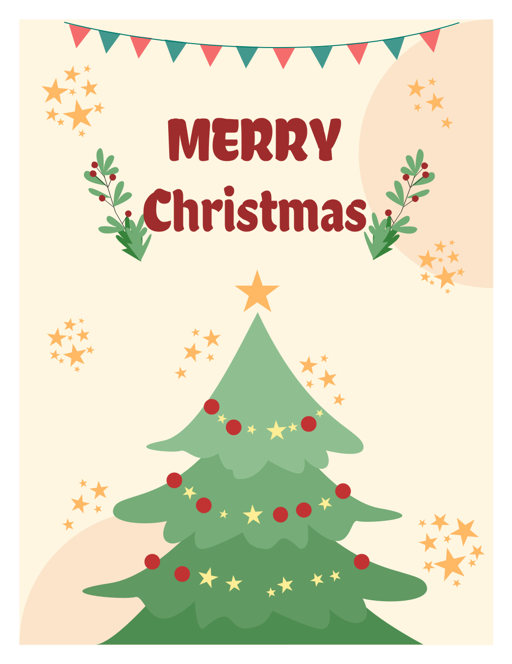 Beautiful Christmas Card Template Template Christmas Tree Cards Christmas Card Template Beautiful Christmas Cards