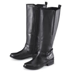 Tall Supple Leather Boots by Clarks®