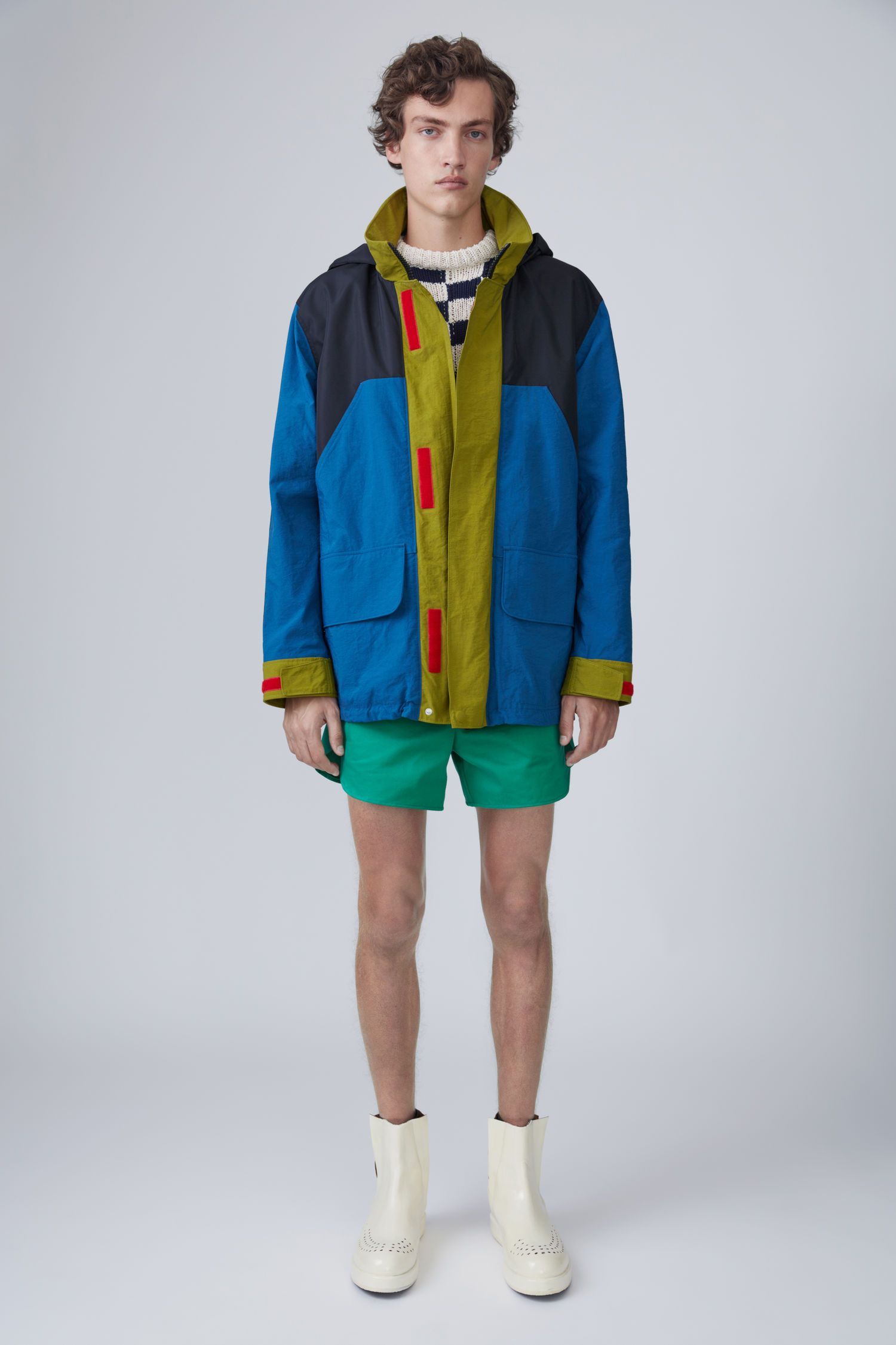 4e67fd4c2 ACNE STUDIOS MT2002 Combo black/ teal/ avocado green. #acnestudios ...