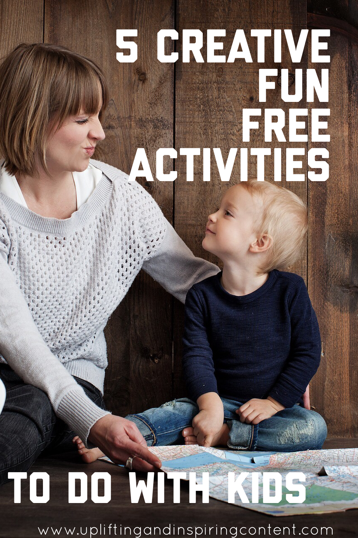 Creative Free Fun Activities For Parents And Their Kids