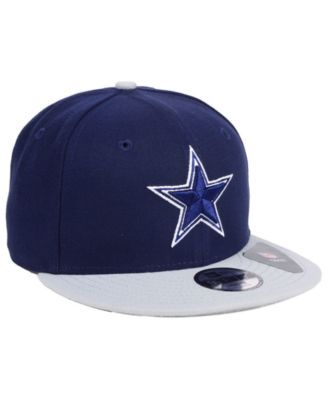 862df6290b9 New Era Boys  Dallas Cowboys Two Tone 9FIFTY Snapback Cap - Blue Adjustable