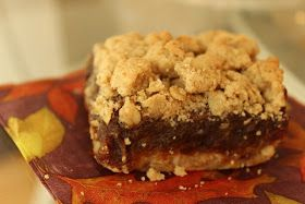 COASTAL SHORE CREATIONS: I Can't Live Without Date Squares