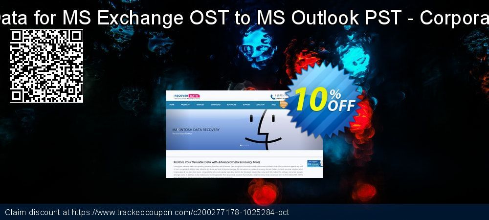 10 Off Recover Data For Ms Exchange Ost To Ms Outlook Pst