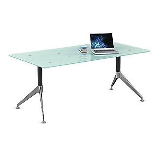 View Glass Top Conference Table Glass Top Table Mynbfstyle Glasstable Desk Table Desk Conference Room Design