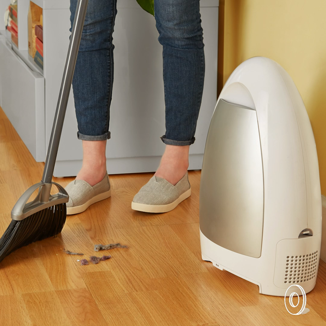 WOW - Easy Home Cleaning with Touchless Vacuum