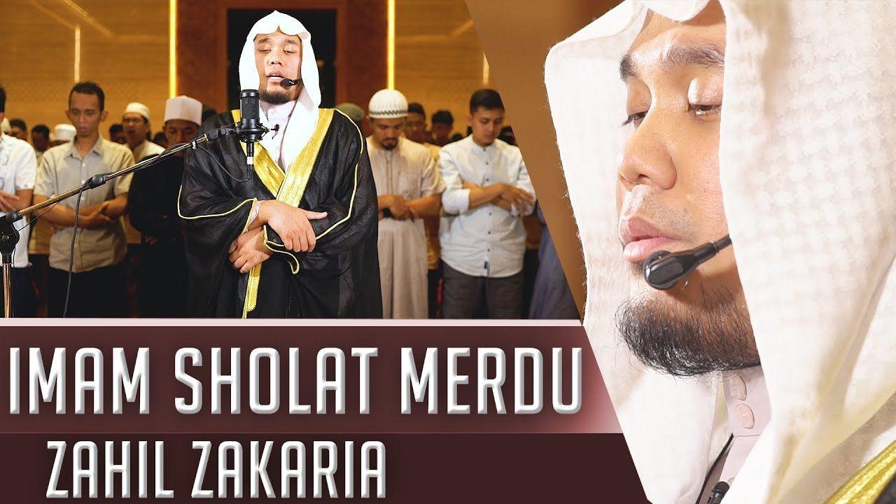 Imam Sholat Merdu Surat Al Fatiha Surat Al Ikhlash Al