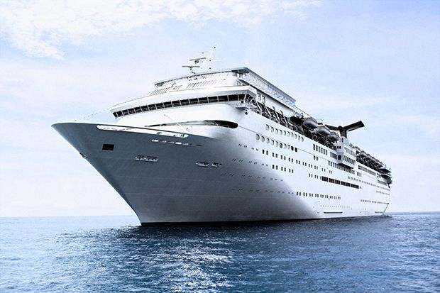 Feel Guilty Every Time You Buy An Airline Ticket For Every - How much does it cost to buy a cruise ship