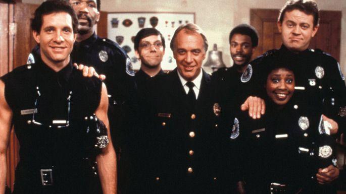 Police Academy Police Academy Police Academy Movie Police