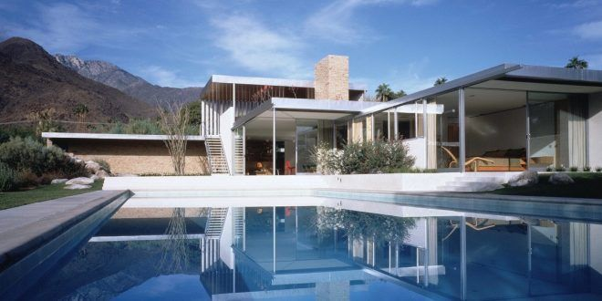Richard Neutra Kaufmann House