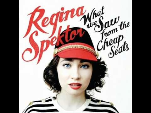 ▶ Regina Spektor - What we saw from the cheap seats [Full Album] - YouTube