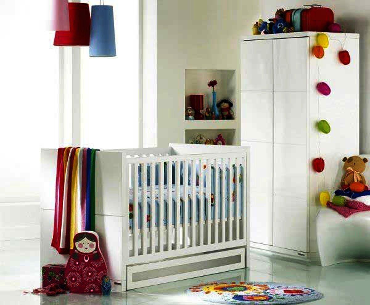 Baby nursery decor ideas uk