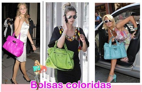Bolsa, Bolsa colorida, color block, color blocking, color bag, bolsas da moda, bolsa no verão, moda