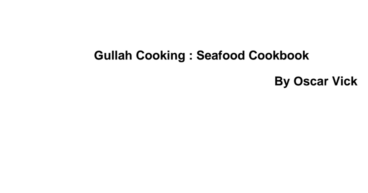 Gullah cooking seafood cookbookpdf cooking books pinterest gullah cooking seafood cookbookpdf forumfinder Choice Image
