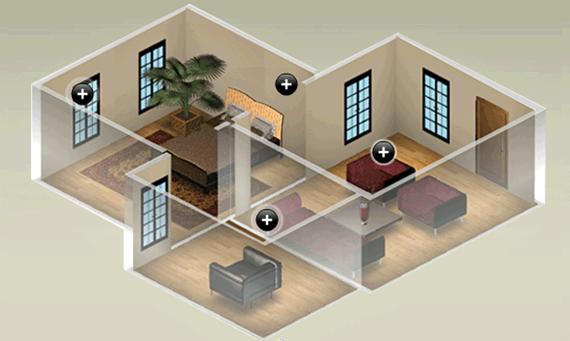 Disenos de casas modernas en 3d planos de casas dep - Diseno de casas 3d ...