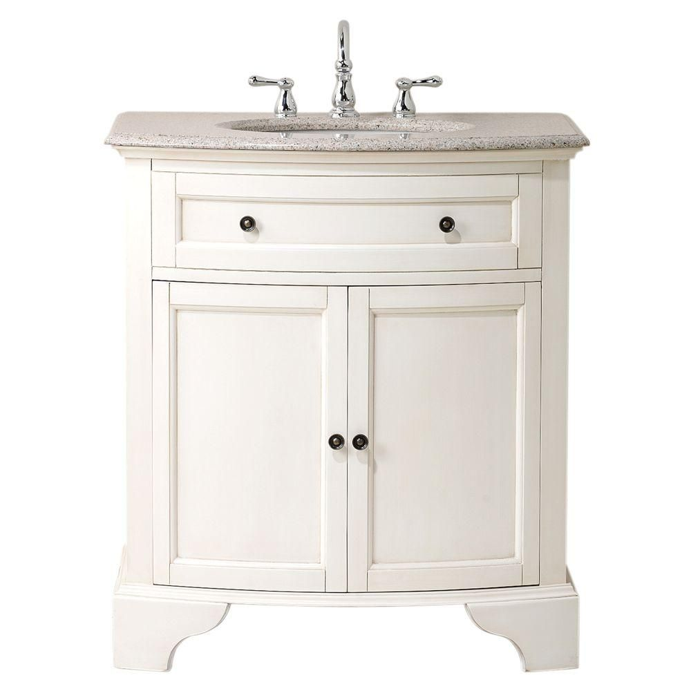 home decorators collection hamilton 31 in w x 22 in d on home depot vanity id=33716