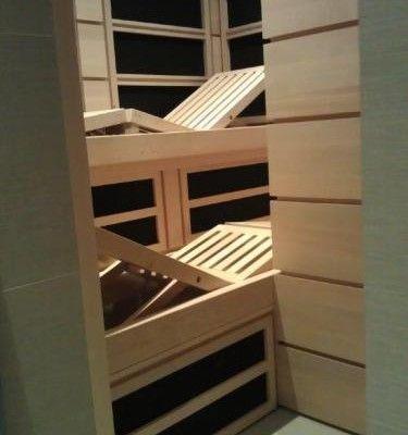 Diy Infrared Sauna Kits Infrared Heaters Sauna Diy Sauna Kits