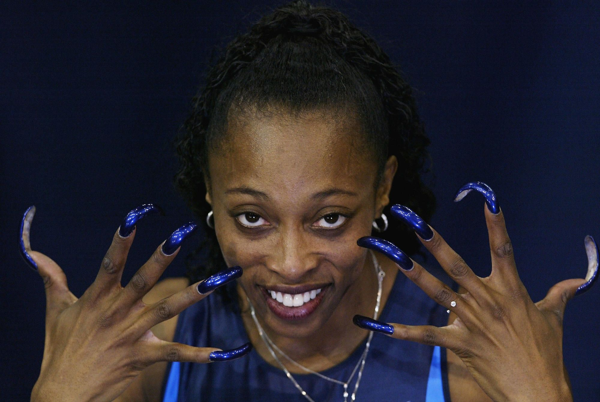 Pin on Gail Devers